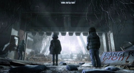 Our 360 videos of Metro Last Light