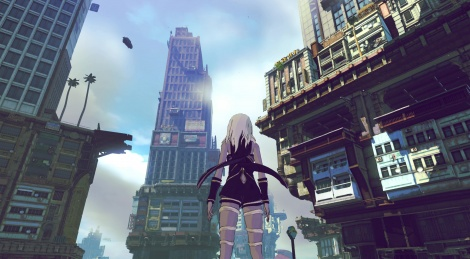 Our 4K videos of Gravity Rush 2