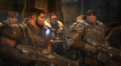 Our Gears of War UE PC videos
