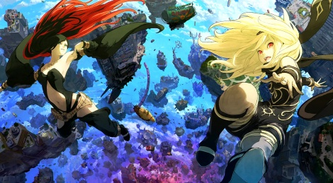 Our Gravity Rush 2 Videos