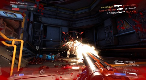 Our multiplayer videos of DOOM