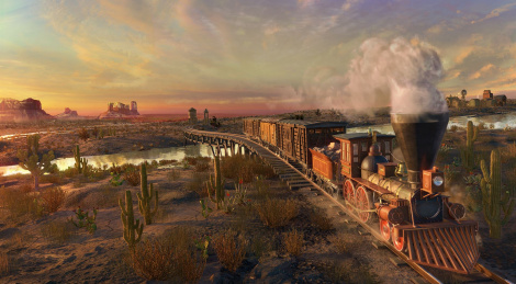 Our PC and Xbox One videos of Railway Empire