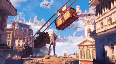 Our PC videos of BioShock Infinite
