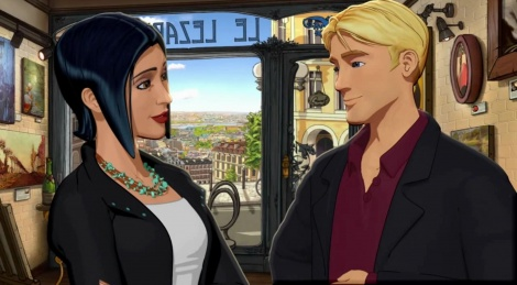 Our PC videos of Broken Sword 5