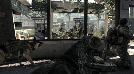Our PC videos of Call of Duty: Ghosts