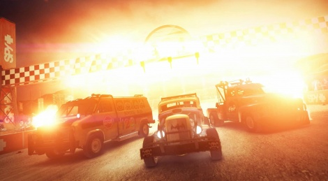 Our PC videos of DiRT Showdown