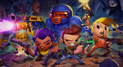 Our PC videos of Enter the Gungeon