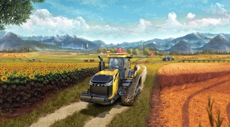 Our PC videos of Farming Simulator 17