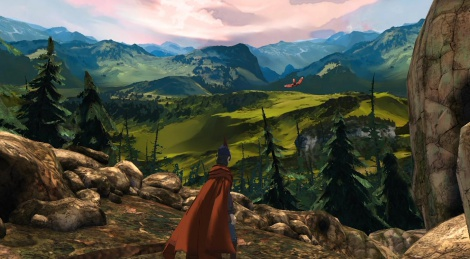 Our PC videos of King's Quest