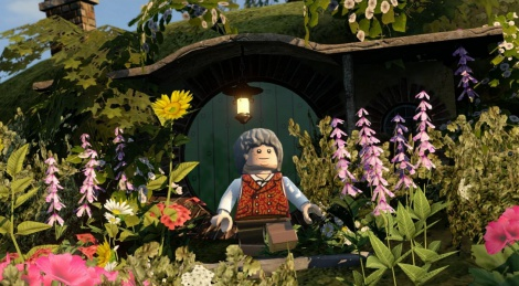 Our PC videos of LEGO The Hobbit