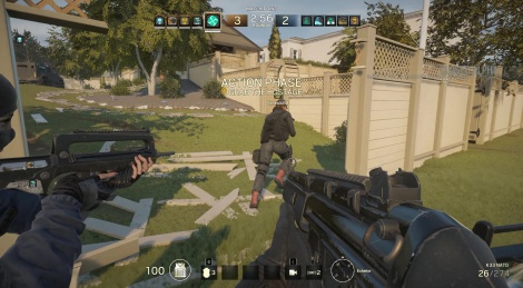 Our PC videos of Rainbow Six Siege Alpha