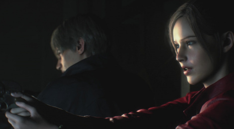 Our PC videos of Resident Evil 2