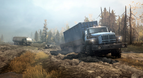 Our PC videos of Spintires: MudRunner