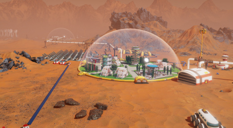 Our PC videos of Surviving Mars