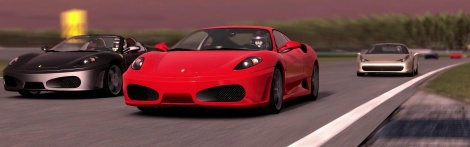 Our PC videos of Test Drive Ferrari