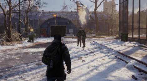 Our PC videos of The Division (beta)
