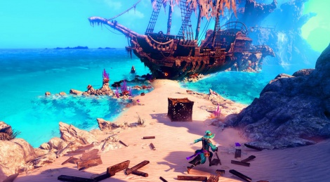 Our PC videos of Trine 3 Early Access