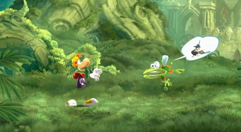 Our PC videos Rayman Legends