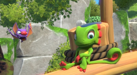 Our preview videos of Yooka-Laylee