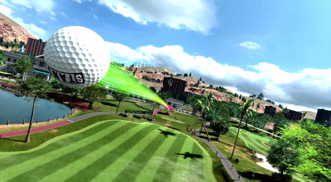 Our PS4 Pro videos of Everybody's Golf