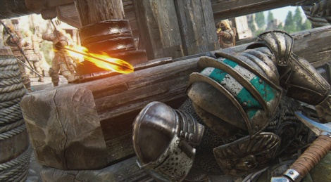 Our PS4 Pro videos of For Honor