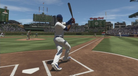 Our PS4 Pro videos of MLB 17