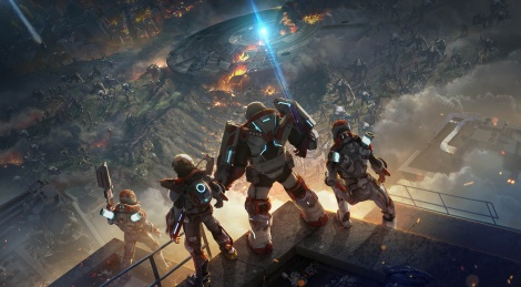 Our PS4 videos of Alienation