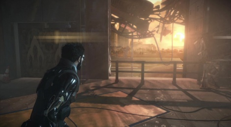 Our PS4 videos of Deus Ex: MD