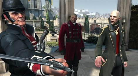 Our PS4 videos of Dishonored
