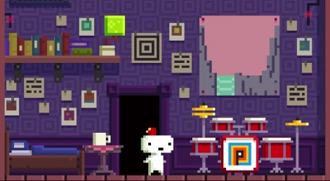 Our PS4 videos of Fez