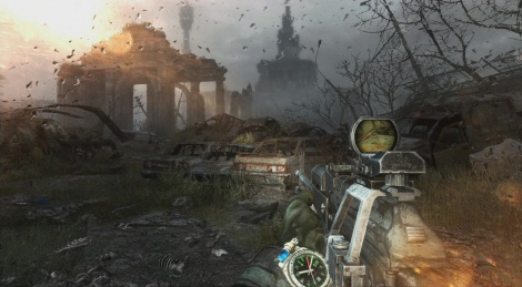 Our PS4 videos of Metro Redux