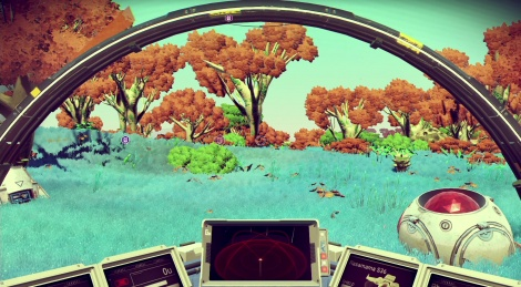 Our PS4 videos of No Man's Sky