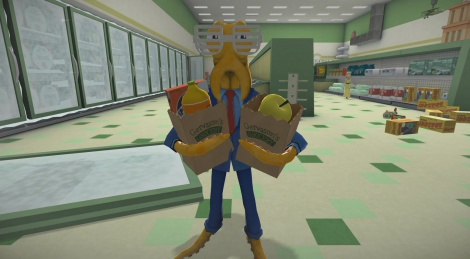 Our PS4 videos of Octodad
