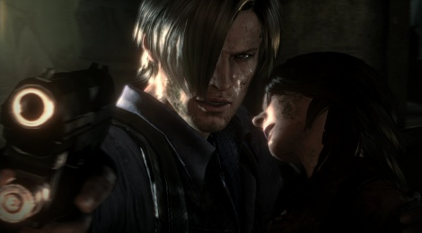 Our PS4 videos of Resident Evil 6