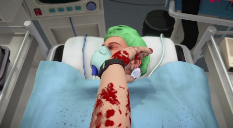 Our PS4 videos of Surgeon Simulator