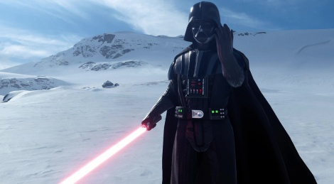 Our PS4 videos of SW Battlefront Beta