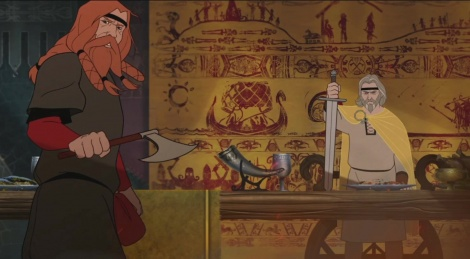 Our PS4 videos of The Banner Saga