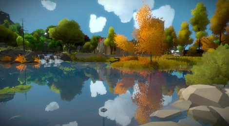 Our PS4 videos of The Witness