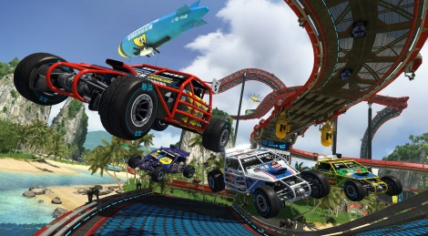 Our PS4 videos of TrackMania Turbo
