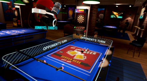Our SportsBar VR PSVR Videos