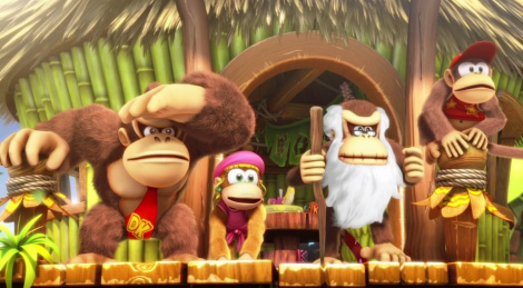 Our Switch videos of DKC Tropical Freeze