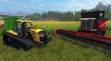 Our Switch videos of Farming Simulator
