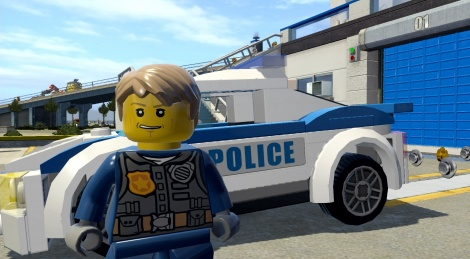 Lego City Undercover Gamersyde