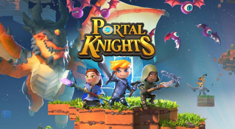 Our Switch videos of Portal Knights