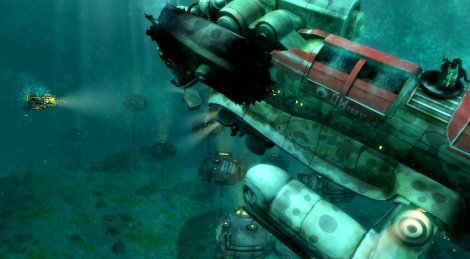 Our Switch videos of Sine Mora