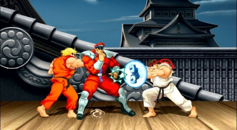 Our Switch videos of Street Fighter II