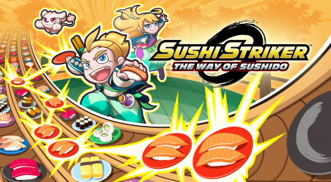 Our Switch videos of Sushi Striker
