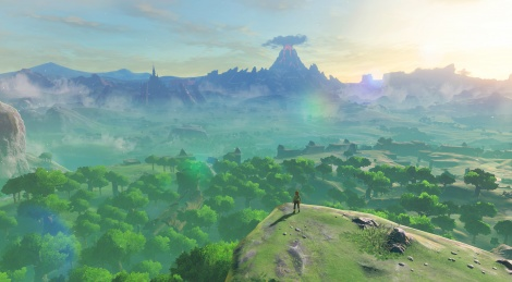Our Switch videos of Zelda BotW