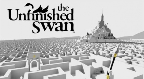 Our video of the Unfinished Swan
