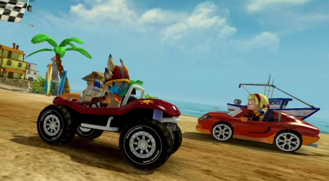 Our videos of Beach Buggy Racing